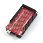 Arduino mega prototype board 03