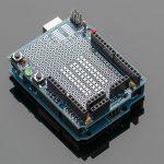 Arduino prototype board 02