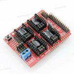 CNC Shield for Arduino Kit (GRBL Compatible) 01