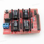 CNC Shield for Arduino Kit (GRBL Compatible) 02