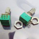 Potentiometer (for Amplifier, Speaker, 10K)