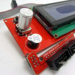 Ramps 2004 LCD Smart Controller (RepRap) 033
