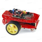 Raspberry Pi Motor Robot Shield Kit (L293D) 03