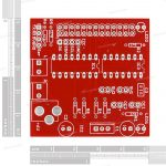 Raspberry Pi Motor Robot Shield Kit (L293D) 04