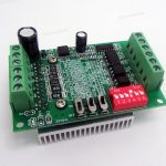 TB6560 3A Stepper Motor Driver Board Single-Axis 01