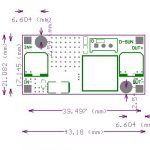 XL6009 Step-up DC Boost ADJ Module 4A 06