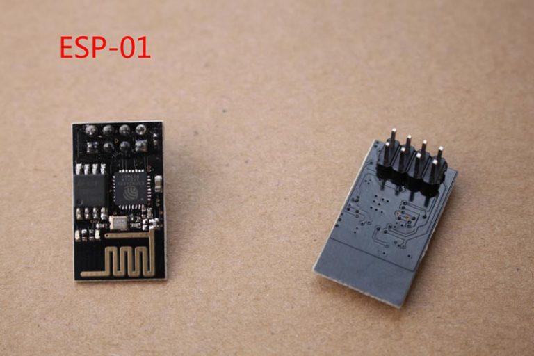 LUA Arduino Pi ESP-01 ESP8266 1MB 8Mbit Serial WIFI Wireless Module AP+STA
