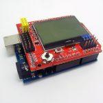 Arduino 12864LCD shield 04