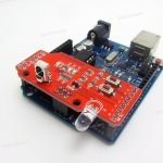 Arduino IR Infrared shield 04