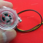 Liquid Flow Sensor, Turbine Meter 02