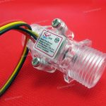 Liquid Flow Sensor, Turbine Meter 03