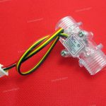 Liquid Flow Sensor, Turbine Meter 04