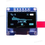 "0.96"" 12864 OLED Display [IICSPI] 01"