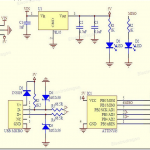 attiny85 mini schematic