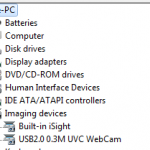 iMac iSight cam 12