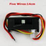 Digital Ammeter Voltmeter DC0-100V10A 04