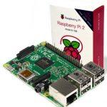 Raspberry Pi 2 – Model B, 1GB RAM, Quad Core CPU 01