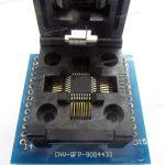 TQFP32 to DIL Program Socket 04