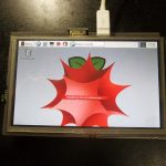 "Raspberry Pi 5"" LCD Display wtouch 02"