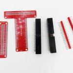 RPI 40P Breakout Board Kit 03