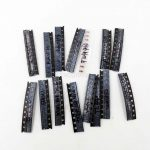 SMD Common Transistors 15 Kinds x 10PCs