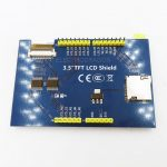 3.5'' 320×480 TFT LCD Module for Arduino (8-bit Parallel) 05