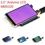 3.5'' 320×480 TFT LCD Module for Arduino (8-bit Parallel) 06