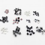 Common Used Button Keys Kit R2 12Kinds 10PCs