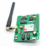 Raspberry PI SIM800 GSM GPRS Add-On V2.0 Module Shield For RPI 03