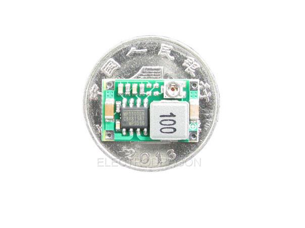 4Pcs MINI360 3A DC-DC step down power supply converter module MP2307 c CE.USt2