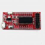 CH341 USB Convert Flash Board, USB, TTL, IIC, SPI, etc 01