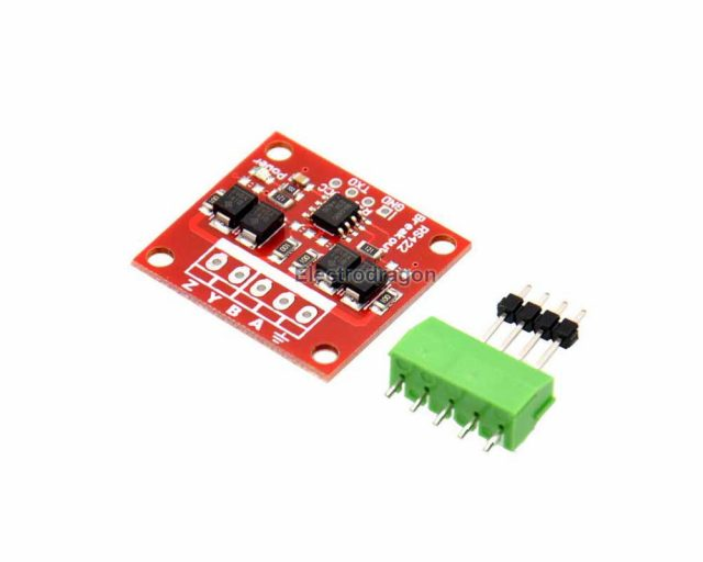 First-rate MAX485 RS-485 Module TTL to RS-485 module for Arduino Raspberry 2017!