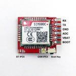 SIM800C Mini Embedded Board 01