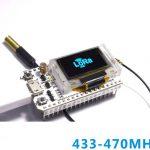 ESP32 Lora OLED Dev. Board 05
