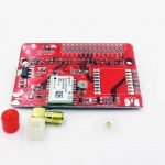 GPS Lora Shield for Raspberry Pi, R2.1 02