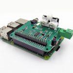 HIFI Audio Play Shield for Raspberry Pi, PCM5122 I2S DAC R2 03
