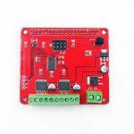 Raspberry Pi Stepper Servo Motor Drive Shield HAT R2 02