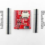 SIM7020E 4G NB-IOT Mini Development Board R2 02