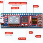 STEP FPGA Mini Development Board, MAX10 008