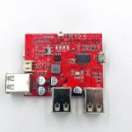 USB Battery Power Bank, USB Hub Shield for Raspberry Pi 05
