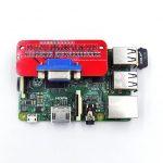 GPIO to VGA Convert Board DPI-LCD for Raspberry Pi 02