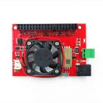 Smart Fan Cooling Control Board for Raspberry Pi 01