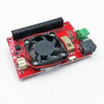 Smart Fan Cooling Control Board for Raspberry Pi 02