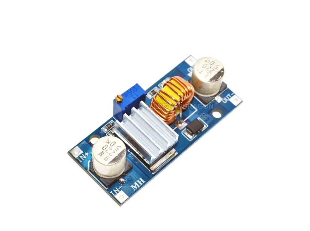 5A XL4015 Spannungsregler Step down von4-38V nach1,2-24V Arduino UBEC SBEC BEC