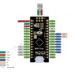 ATTINY88 Mini Development, Arduino Nano Compatible 03