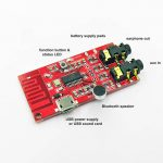 Bluetooth Audio Transmitter & Receiver Board EMBT-S02 02