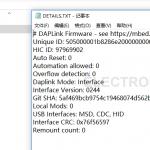 DAPLink CMSIS-DAP Debugger, For ARM Cortex M, LPC-LINK 02