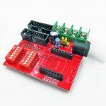 RGB Dot Matrix Display Drive WIFI Board, ESP8266 02