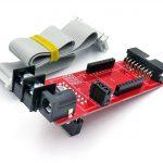 RGB LED Matrix Panel Driver Board, ESP8266 WIFI R2 04