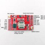 NB IOT + GNSS Module BC20, B5 B8 Band 03